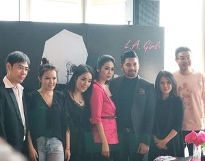 Yappp its about yesterday!! Congrats once again to @rama_jee , Brand Ambassador of @lagirlindonesia 2018 👏👏👏💖💖💜💜💜💜💜. . . . . . . . . .  #lagirlcosmetics #lagirlindonesia #lagirl #beautybloggerindonesia #beauty #makeup #highlighter #rosegold #beautyblogger #clozetter #indobeautygram #beautyvlogger #beautyvlog #makeup #makeupinspiration #featuremakeup #featureme #beautyinfluence #makeupindonesia #indonesiamakeup #bloggermafia #beautyblogger #beautyvlogger #ivgbeauty #clozetteid #indobeautyinfluencer #indobeauty #bvloggerid