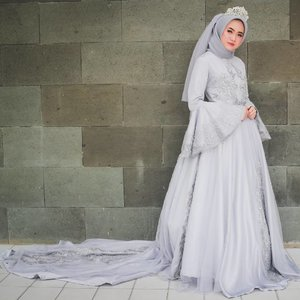 Wedding Gown by me. Available for Rent #ClozetteID #WeddingGown #WeddingInspirations