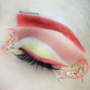 Soft Cut Crease Red & Gold 🐔🎉 #eotd #fdbeauty  #clozetteid  #makeupartistworldwide #maybelline  #anastasiabrows #ivgbeauty #makeupclips  #nyxcosmetics #lookamillion #makeuplover #wakeupandmakeup #dressyourface #indobeautygram #makeupaddict #makeupgeek #amazingmakeupart #anastasiabeverlyhills #undiscovered_muas #indovidgram #tutorialmakeup #makeupvideo #bhcosmetics #discover_muas  #suvabeauty #beautygram #beautyvlog #hypnaughtymakeup #instamakeup