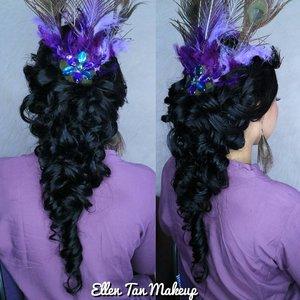 Hair do for @riszya_tr 💕  #morphebrushes #eotd #hairdo #makeupartist #fdbeauty #clozetteid  #makeupartistsemarang #eyeshadow #eyelash #anastasiabeverlyhills #potd #makeupartistindonesia #motdindo #smokeyeyemakeup #smokeyeyes #nyxcosmetics #dressyourface #weddingmakeup #smokeyeye  #tutorialmakeup #muajakarta #fotdibb #wakeupmakeup #mua #makeuppesta #fotd #makeupartistjakarta #belajarmakeup