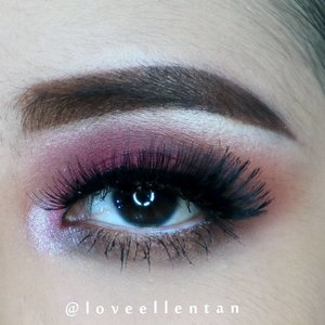 Hello 💕  Eye makeup idea for Christmas⛄❄ I think Burgundy eye looks so sexy 😍😍 I'll share the tutorial later.  So stay tune 😘  #eotd #fdbeauty  #clozetteid  #lucinda212 #maybelline  #anastasiabrows #motdindo #shophudabeauty #nyxcosmetics #lookamillion #makeuplover #wakeupandmakeup #dressyourface #motivescosmetics #makeupaddict #makeupgeek #amazingmakeupart #anastasiabeverlyhills #undiscovered_muas #belajarmakeup #motd  #tutorialmakeup #makeupvideo #bhcosmetics #discover_muas  #suvabeauty
