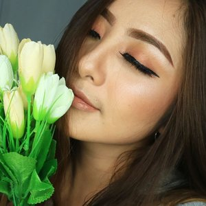Close your eyes and relax...... . . . Flower from @lovelle.florist . .  #eotd #fdbeauty  #clozetteid  #makeupartistworldwide #maybelline  #anastasiabrows #ivgbeauty #makeupclips  #nyxcosmetics #lookamillion #makeuplover #wakeupandmakeup #dressyourface #indobeautygram #makeupaddict #makeupgeek #amazingmakeupart #anastasiabeverlyhills #undiscovered_muas #belajarmakeup  #tutorialmakeup #makeupvideo #bhcosmetics #makeuptips  #suvabeauty #beautygram #beautyvlog #hypnaughtymakeup #instamakeup