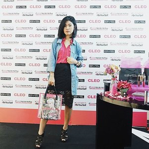 Congratulations @byscosmetics_id for opening new store.  #cleoxbys  #bys #BeYourSelf
