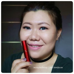 Swatch: @fanbo Matte Lipstick F04 Muted Pink Nude *** Full review go to www.liamelqha.com or bit.ly/liamelqha-mattefanbo. Video's link on my bio! *** #BeautiesquadxFanbo #Beautiesquad #FanboCosmetics #lipstickmattefanbo #blog #liamelqhadotcom #JourneyAboutMakeup #blogging #blogger #bloggingmom #BloggerPerempuan #KEB #KumpulanEmakBlogger #ClozetteID #IndonesiaFemaleBlogger #SociollaBlogger #KBBVmember #batambeautyblogger #batamblogger #indonesiabeautyblogger #beautybloggerindonesia #review #tips #tutorial #beautyjunkie #beautyenthusiast #makeupjunkie #makeupenthusiast
