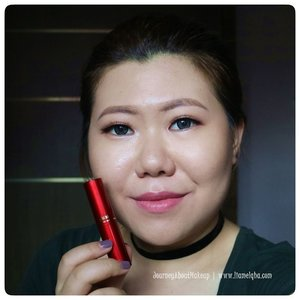 Swatch: @fanbo Matte Lipstick F07 Natural Pearl *** Full review go to www.liamelqha.com or bit.ly/liamelqha-mattefanbo. Video's link on my bio! *** #BeautiesquadxFanbo #Beautiesquad #FanboCosmetics #lipstickmattefanbo #blog #liamelqhadotcom #JourneyAboutMakeup #blogging #blogger #bloggingmom #BloggerPerempuan #KEB #KumpulanEmakBlogger #ClozetteID #IndonesiaFemaleBlogger #SociollaBlogger #KBBVmember #batambeautyblogger #batamblogger #indonesiabeautyblogger #beautybloggerindonesia #review #tips #tutorial #beautyjunkie #beautyenthusiast #makeupjunkie #makeupenthusiast