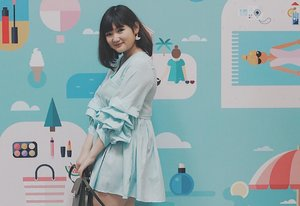 Another event with @clozetteid today at Beauty Stop Gandaria City! Got to know more about TWINS DD Cushion from @twinsbeautyempire and the benefits of it! Thank you for having me 💙 . . . #clozetteid #makeup #makeupjunkie #makeupreview #ootd #ootdindo #lookbook #lookbookindonesia #lifestyleblogger #fashion #blogger #fashionblogger #wiwt #potd #vscocam #eosm10 #lovelife #instagood #streetstyle #potd #eosmdiaries #ggrep #ggrepstyle #LYKEambassador #weLYKEit #whatweLYKE #LYKEootd #LYKE #beautynesiaid #beautynesiamember
