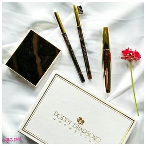 New post alert!  #EOTD pakai eye makeup dari @poppydharsonocosmetics  Lihat di http://www.jurnalsaya.com/2017/03/review-eotd-poppy-dharsono-cosmetics.html #JurnalSaya  #BeautyThings  #Beautiesquad #PoppyDharsonoCosmetics  #IndonesianBeautyBlogger #FemaleBloggersIndonesia #Fdbeauty  #clozetter  #clozetteid  #localmakeup #lovelocal #beautyblogger #beautybox