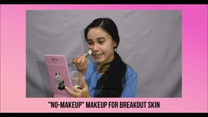 "My first trial-error beauty vid😂😂😂 so i make ""no-makeup"" makeup look buat breakout skin, yang mana ngga full coverage, but so-so untuk nutupin breakout yang ada😄 very sorry for bad lighting, and just for reminder, aku bukan MUA, only a girl who loves makeup😀 should i make full vid in my YT or not🤔🤔 pls give some 💓💓 so i will make another vid😊😊😊 . . . 💓DEETS💓 ⚘LA girl color corrector shade green & natural ⚘Laneige BB cushion pore control shade 21 ⚘Innisfree No sebum loose powder ⚘City Color Contour pallete on the go ⚘ Milani Blush shade tea rose ⚘ Wardah exclusive No.21 ⚘ Mineral Botanica Brushes . 🎶Kisum ft. Seulong - Find The Difference (Ost.Uncontrolably Fond) . . . #beauty #beautyblogger #beautyvlogger #indonesianbeautyblogger #indonesianbeautyvlogger #nomakeupmakeup #naturalmakeup #lagirlindonesia #laneigebbcushion #innisfreenosebumpowder #citycolor #milaniblushtearose #wardahlipstick #mineralbotanica #facetofeet #clozetteid #tampilcantik #ulzzang #breakoutmakeup #breakoutskin #acneskin #acnemakeup #femaledailynetwork #femalebloggerindonesia #soco #sociolla #beautyjournal #bloggerperempuan"