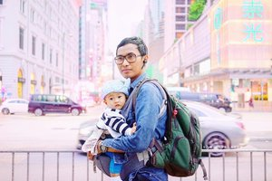 Alhamdulillah, husband prince @zenkih you're 31 & awesome 💖👑.You've been a Dad almost a year, been such a good one in handling a baby since our Archie's Day 1! and you've always proven that you're anything I wish from a husband — and now a dad. From being so warm, to being so calm and understanding, and also being the shelter for me and our baby prince..Being loved by you for 8,5 years of your life so far is more than I can wish for myself. It's too beautiful..I always pray may Allah grant you a happy, healthy, long live together with me and our children and the rest of our beloved family holding our islam, iman, and ihsaan for eternity. Aaamin. We love you so much, Daddy Prince 🤲🏻💖💍👪🌙👑