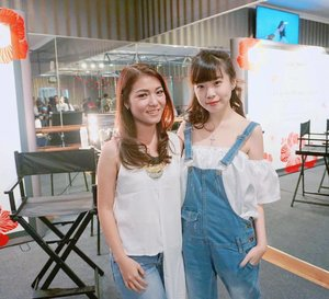 Still from yesterday @furatasse_indonesia and @sociolla event with the pretty @anitamayaa 😘😘❤. Yesterday I learned that the key to a healthy hair is to make sure the scalp is properly taken care off and @furatasse_indonesia has it all covered for you with their scalp treatment range. Get yours www.sociolla.com and don't forget to use my discount code which you can find out on steviiewong.com when you checkout❤ . . . . . . . .  #styleblogger #vscocam #beauty #ulzzang  #beautyblogger #ootd #whatiwore #clozetteid #fashionpeople #fblogger #blogger #패션모델 #블로거 #스트리트스타일 #스트리트패션 #스트릿패션 #스트릿룩 #스트릿스타일 #패션블로거 #bestoftoday #style #makeupjunkie #l4l #haircare #makeup #bblogger