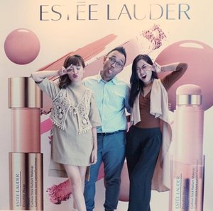 Earlier from the @esteelauder Cushion Stick Foundation launching!! #EsteeID #EsteeGirl #DoubleWear Can't wait to try out my own cushion stick ❤😍 Thank you @anggarahman for inviting!! . . . - I'm wearing my @someday.indo beige top 💕 mix and match is the key to lots of different style with the same outfit in your wardrobe. . . . . . . . . . . . . . . . . .  #styleblogger #vscocam #beauty #ulzzang  #beautyblogger #fashionpeople #fblogger #blogger #패션모델 #블로거 #스트리트스타일 #스트리트패션 #스트릿패션 #스트릿룩 #스트릿스타일 #패션블로거 #bestoftoday #style #makeupjunkie #l4l #ggrep #ootd  #makeup #bblogger #cgstreetstyle #clozetteid #smile