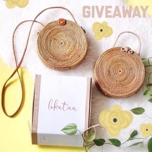 "Hello loves!!Are you ready for another #GIVEAWAYALERT ? This time I'm excited to announce my first fashion #giveaway collaboration with @lokatan.co . We've prepared rattan bags not only for ONE but TWO WINNERS! Each winners will get a RATTAN SLING BAG / HANDBAG ❤️❤️❤️❤️ . - I look forward to your entries . .  HOW TO JOIN:. - Follow : @lokatan.co & Me (@steviiewong) [p.s. show us some love on both our accounts, Leave your mark at @lokatan.co by sending comment ""❤️"" so they know you're there because of me]. . . Turn ON Post notification 🔔 for : @lokatan.co & Me (@steviiewong) [ Click on the ••• icon on the top right corner of our profile to find TURN ON POST NOTIFICATIONS] (don't forget to screenshot, you'll need to send me the screenshot if you happen to win to claim your prize) . - Write down in the comment section why you want to win this giveaway and which rattan bag you want. ARE YOU #TEAMSLINGBAG OR #TEAMHANDBAG , I'd love to hear YOUR REASONS too📦 and TAG three (3) of your friends to join this giveaway . . - Subscribe to my YouTube channel www.youtube.com/steviewong (don't forget to screenshot that you've subscribed to my channel, you'll need to send me the screenshot if you happen to win to claim your prize). . OPTIONAL STEP ⤵️. - Head over to www.steviiewong.com find your favorite article leave your comments in the comment section (make sure to write your name and IG account too) I'd love to read them! - Be ACTIVE ON MY Instagram 🤗 . . - . . That's it you've successfully entered my #Giveaway !! ❤️ make sure to follow all the steps properly.  I hope you enjoy this #Giveaway Tons of luck online fam💕😘 . . . . . . . . #giveawayindonesia #giveawayindo #shotbystevie #collabwithstevie  #tampilcantik #wakeupandmakeup #clozetteid #ootd #style #ggrep"