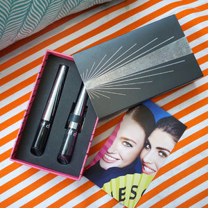 The latest @sephoraidn Made in Sephora - Cinescope Mascara ! A new, magic brush that catches every lash, separating them one by one and coating them with a new formula! It has a petal shape nodes and hook that'll precisely separate all the lashes❤️ it instantly add the curl and lift my lashes. #sephoraidnbeautyinfluencer #sephoraid #SteviexSephoraIDN #mascara . . . . . . . . . . . . . . . . . . . . . . . . .  #styleblogger  #beautyblogger #fashionpeople #blogger #패션모델 #블로거 #스트리트스타일 #스트리트패션 #스트릿패션 #스트릿룩 #스트릿스타일 #패션블로거 #bestoftoday #style #makeupjunkie #flatlay #makeup #bblogger  #clozetteid