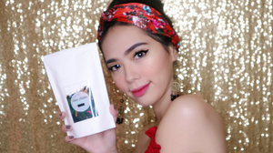 Its time to get your skin smooth and glow ! 💖 . Organic rice mask from @fromnature.id . . . #Ivgbeauty #indobeautygram #beautynesiamember #clozette #clozetteid #lagirlindonesia #lagirl #lagirlcosmetics #beautyjunkie #beautyjunkies  #instamakeupartist #makeupporn #makeuppower #beautyaddict #fotd #motd #eotd #makeuptutorial #beautyenthusiast  #makeupjunkie #makeupjunkies #beautyvlogger #wakeupandmakeup #hudabeauty #featuremuas #undiscovered_muas