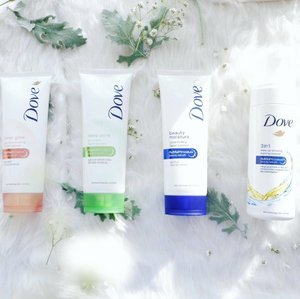 Bring back the moisture of your beautiful skin during Ramadhan with @dove Facial Foam yg terdiri dari 3 variant menyesuaikan kebutuhan kulit perempuan di Indonesia dan Dove 3in1 makeup removing foaming cleanser. This event supported by @beautyjournal & @sociolla Cek review & eventnya di www.beautydiarykania.com 💙💙💙#BeautyJournalxDove #BeautyJournal #WajahMuIstimewa #DoveIDN #makeup #potd #bestoftheday #ootd #outfit #outfitoftheday #beauty #blogger #beautyblogger #beautybloggerid #beautyinfluencer #indovidgram #indobeautyblogger #clozetteid #skincare #bloggerslife #bloggerceria #lifestyle #lifestyleblogger