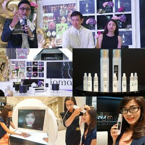 New post is up on my blog @iomaindonesia #personalizedskincare For every woman skin.  http://www.beautydiarykania.com/2016/09/event-report-ioma-menghadirkan.html  #IomaIndonesia #iomaskincare #potd #skincare #skincareaddict #beauty #blogger #bloggerlife #beautyblogger #beautybloggerid #beautybloggerindonesia #bloggerslife #indonesiabeautyblogger #bloggers #clozetteid #iomaparis