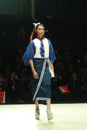 IFW 2017: RIKA MULLE S/S 2017