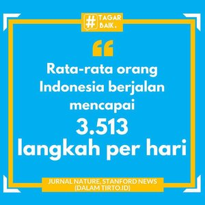 Juru kunci coy! Bangga? Engga! Soalnya posisi termalas jalan diantara negara2 lainnya. Let's challenge yourself and everyone around you to join our campaign #melangkahlebih and let's live a healthy life together @tagarbaik . . . . . . . . #jenntanxvdp #lifeattagarbaik . . #clozetteid #LYKEambassador #fashioninfluencers #ggrep #whatiweartoday #fashionpeople #stylebloggerindo #urbanfashionista #lookbookindonesiainspired #fashionphotographyindo #beautynesiamember #indonesianfemaleblogger