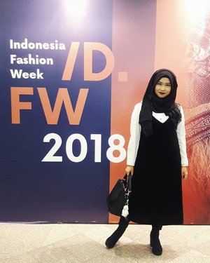 Late post from Indonesia Fashion Week yesterday.#allseebee #indonesiafashionweek2018 #clozetteid