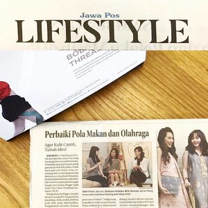 Cause health is relationship between you and your body💃🏻 With @puraformaclinic and @fanny_imannuddin 👉🏻Read further details on Jawa pos Metropolis on Lifestyle side Today!! #beautyblogger #instagood #photo #instamood #instadaily #instalike #tagsforlikes #bestoftheday #jj #clozetteID #webstagram #tflers #life #fashion #blogger #cotd #tagsforlikes #beauty #travel #eat #bali #GGRep #ggreptrend #sbbxpuraforma
