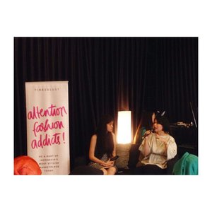#TinkerlustTalk : Creative Writing for Blogging with @alodita  #TinkerlustTalkXAlodita @wardahbeauty #clozetteid