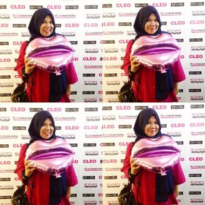 Launching #BeYourSelf with @cleo_ind #CleoMyLifeMyWay #CleoxBYS #clozetteid