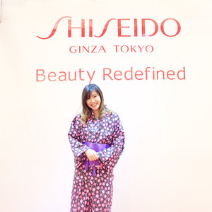 New blog post is up on my blog. I share with you about #BeautyRedefined #shiseidoIDN event and also Shiseido products review ❤️❤️ who's excited? Pay me a visit.. Link available on bio or type www.angelworlds.wordpress.com on your browser now ❤️ . . . . #shiseido #blogger #beautyblogger #lifestyleblogger #potd #lotd #igdaily #clozetteid #womeninframe #postthepeople #ig23