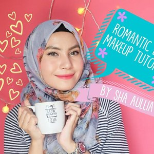 Romantic Date Makeup Tutorial :  https://youtu.be/6hl65FG51g8 or find me on YouTube (shaaullia) ❤ #makeup #makeuptutorial #beauty #beautyblogger #beautyvlogger #YouTuber #vlogger #tutorial #videogram #indonesianbeautyblogger #romantic #wakeupandmakeup #clozetteid #clozettedaily #fdbeauty
