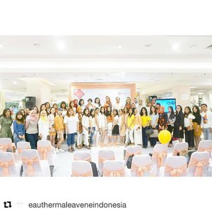 - #Repost @eauthermaleaveneindonesia with @repostapp ・・・ We had so much fun last Sunday !! #AvenexMetrodept  Sweet Afternoon Beauty talk & Live Make Up Demo  Thank u for joining & supporting us, see you again on the next Avene event ❤  @drsamuellsimon @dokterkulitkucom @dhirmanputra @setianyindah @radhini_ @ankatama . . . #AvenexMetrodept #avene #aveneIndonesia #sensitiveskin #skincare #beauty #makeup #mua #lifestyle #healthyskin #beautyevent #skintips #skincaretips #beautytips #bbloger #clozetteid #clozetters #beautyblogger #bloggerindonesia #bloggerperempuan