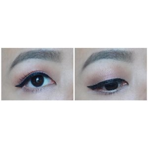 Another eye makeup look using @urbandecaycosmetics palette. #clozetteid #indobeautygram #indonesianbeautyblogger #sociollablogger #beautiesquad #makeup #eyemakeup