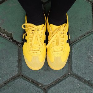 New shoes 👟 . . . #clozetteid #tigeronitsuka #onitsuka #shoes #yellow #onitsukatiger #tigeronitsukajapan #shopping #onitsukajapan #clozette