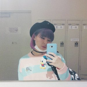 大丈夫だよ! . . . #clozetteid #mirrorselfie #fashionbloggers #fashionblogger #lifestylebloggers #japanese #tokyo #japan #purplehair #asiangirl #ulzzang #fairykei #jfashion #kawaiifashion #travelbloggers #패셔스타그램 #스트릿패션 #일본 #도쿄 #스타일 #ファション #スタイル #可愛い