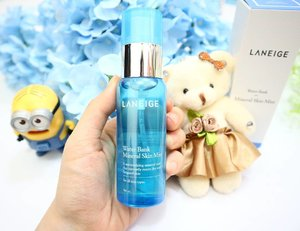 My another fav product on Chok Chok Skin Beauty Box from @altheakorea is Laneige Water Bank Mineral Skin Mist!  The scent is so refreshing.. It help to  cool down my skin and leaves my face feels hydrated.. Do you want to know more about my Kbeauty product #review on Chok Chok Skin Beauty Box? Visit #MeisUniqueBlog or just visit this link:  http://www.uniqueblogofmei.com/2017/07/unboxing-althea-korea-chok-chok-skin.html . . . . . #laneige #ClozetteID #ClozetteDaily #ibb  #chokchokchokbeauty #JakartaBeautyBlogger #IndonesianBeautyBlogger #Beautiesquad #bloggers #skincare #instareview #althea #altheakorea #beautybox #kbeauty #bvloggerid