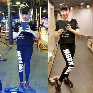 Have you read my #BLACK #wishlist post last month (link on my bio)..? Yeah i got 2 dresses and legging from @dresslink .. What is dresslink? DRESSLINK is an online fashion mall located in China.. They sells everything about fashion from HEAD to TOE *so happy 😄 my wishlist became REAL I received them 2 weeks ago.. IMO, they are worth to buy (good quality, not just looks nice on pics).. #MeisUniqueBlog will be updated soon!  #EverydayIGetBetter #workout #igers #gym #SelFit #girls  #instadaily #igdaily #instamood #potd #bloggerslife #ibb #bblogger #clozetteid #clozettedaily