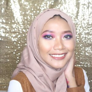 Jgn lupa Sahur biar puasa nya kuat 😘. .Product Makeup. 🌸 @utamaspice Oil Acne Night.🌸 @beccacosmetics Stick Foundation (Coffee).🌸 @lorealmakeup True Match Concealer (Warm).🌸 @larissacenter Face Powder White. 🌸 @lagirlindonesia high definition concealer.🌸 @kleancolor Sunset Gleam 3D Highlighter.🌸 @wardahbeauty Blush On.🌸 @pixycosmetics LipCream.🌸 @modelco_cosmetics Lip Gloss.🌸 @morphebrushesEyeshadow 35B.@indobeautysquad @indobeautygram @beautybloggerindonesia @setterspace #makeuptutorial #clozetteid @balibeautyvlogger @tampilcantik #tampilcantik  #beautyjungkie #beautychannelid @beautychannel.id @bvlogger.id #indobeautyvlogger