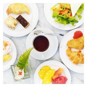 Karena breakfast yang cantik terlalu sayang kalau nggak di📷  #ErnysJournalTravel #food #breakfast #travel #clozetteid #clozette #foodgram