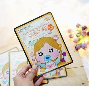 Fave sheet mask at the moment ❤️❤️ why? baca review lengkapnya di http://www.shopforcheapo.com/2017/11/yet-dont-worry-mask-infant-wrinkle-review.html#ClozetteID #Clozette #KBBVMember #beautiesquad #BloggerPerempuan #ggrep