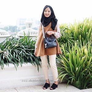 #throwbackthursday pengarah gaya & fotografer dadakan by @imusyrifah #clozetteid #clozette