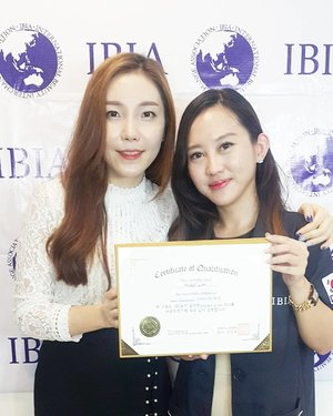 Ini mengapa akhir2 ini sudah jarang posting2. Lagi sibuk memperkaya diri dengan ilmu, sibuk jadi ibu rumahtangga and  focusing more on my business Makin tua kudu makin kaya ilmunya 😉 . Thanks God one mission's accomplished . Korean Semi Permanent Make Up certified ❤ . . #latepost #spmu #semipermanentmakeup #sulamaliskorea #sulamalishd #sulambibir #beauty #beautypreneur #blogger #makeupartist #bekasimua #muabekasi #jktmua #muajkt #makeupartistjakarta #sulamalisbekasi  #beautyblog #youtuber #muaindonesia #youtuberindonesia #potd #instadaily #korean #bloggerlife #clozetteid #clozetter #fdbeauty #like #like4like #likeforlike