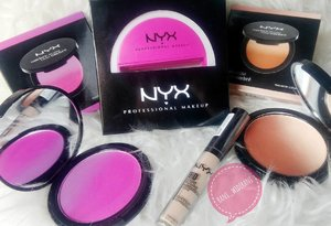 New blogpost is up Review @nyxcosmetics_indonesia  ombre blush. Kalian bisa dapetin NYX ombre blush ini atau produk NYX yang lain di @sephoraidn yaa.. yup.. di sephora indonesia sekarang juga tersedia produk2 dari NYX juga loh.. 💄💄💄 #makeup #makeupaddict #makeupjunkie #makeupobsessed #makeupporn #makeupcollection #instamakep #dailymakeup #makeuporganization #blogger #beautyblogger #indonesianbeautyblogger #beauty #instabeauty #blush #blushon #highlighter #bronzer #lipstick #lipstickaddict #lotd #lipstickcollection #motd #makeupoftheday #fotd #makeuplook #makeuplover #makeupmafia #ilovemakeup #clozetteid