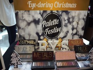 Which one is your favorite?  Eye-doring Christmas Palette Festive with  byscosmetics_id dan @clozetteid  Metals, Nude in many different tones, Berries, Smokey is all here 🎉🎉🎉 #Clozetteid #BYSXClozetteIDreview #BYSIndonesia #ClozetteIDReview #makeup #beautybloggerindonesia #bbloger #clozetteid #event #beautyblogger #iLoveBYS #bysatcentralpark