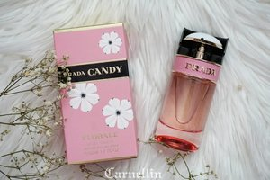 The beautiful Prada Candy Florale edt  #prada #pradacandy #beauty #love #Clozetteid #edt #love #perfume #fragrance