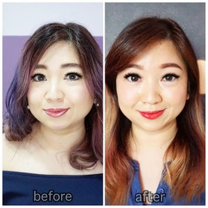 First time trying Botox and Filler with @derma.ministry  Do read about my experience of jaw botox chin filler, and meso double chin at my blog.  http://bit.ly/dm_carnellin  Thank you so much #dermaministry  #dermaministryreview  #filler #botox #chinfiller #BotoxRahang #mesodoublechin #vshape #ClozetteID #slimming #klinikjakarta #slim #beauty #blogger #beforeafter #dokterkulit #langsing #Jakarta #motd