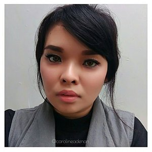 My make Up for Cloudy Sunday Morning : . I'm creating Serene Look for Wardah Make Up Challenge Indonesian Fashion Week 2017. It's ispired by a clear complexion for my clear beauty canvas. . Ladies, let's join the competition @sophie_tobelly @kpmputri @kaniasafitrii you can create one of wardah look (serene, genuine, faithfull or brave) by using wardah make up. . Make Up : Foundie : Wardah Exclusive Liquid Foundation Powder : Exclusive Two Way Cake 03 Eyes :  Wardah Eyeshadow G Classic Wardah Eyebrow pencil Brown Wardah EyeXpert Optium black liner Wardah aqua lash Lashes import from Korea Lipstick : Combination Exclusive Matte Lipcream 03 Wardah Intense Matte Lipstick Peach 01 Wardah Blush On D . #WardahMakeUpChallenge #WardahForIFW2017 #WardahYOUniverse #WardahYOUniverseSerene #SereneLook  #ClozetteID #makeup #makeupaddict #makeuptutorial #nüdes #beauty