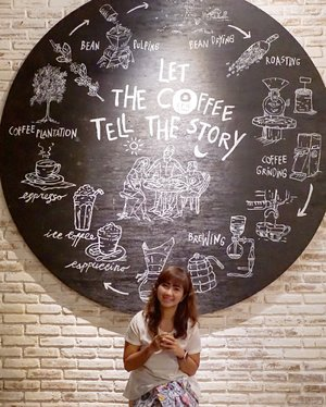 I have been a week in Jogja when I found out there are a lot new coffee shop in town. Too bad I'm here for a business meeting. Gonna come back soon for a cafe hopping. 😅 . So here's my coffee story. How's yours? Any idea where's to go in Jogja before heading to airport? . . . . . #coffee #coffeeshop #coffeestory #epic #jogjakarta #travel #travelgram #instatravel #traveling #blogger #travelblogger #sonyalpha #sonyforher #vsco #instadaily #instagood #instamood #clozetteid #like4like