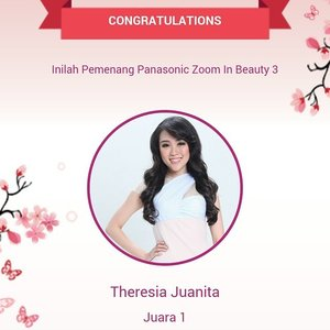 I found this on www.zoominbeauty.com site :) i quite liking my wavy hair on this picture... (Unfortunately my hair is so short now... -_- )  #zoominbeauty3 #zoominbeauty #panasonicbeauty #panasonic #clozetteambassador #clozetteid #pageant #indonesian #indonesianfashionblogger #beautypageant #beautybloggerindonesia #fblogger #beautyblogger
