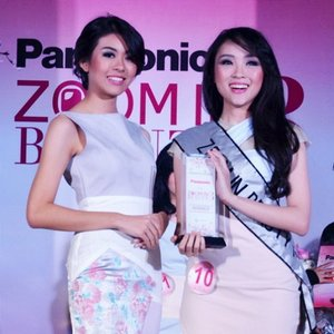 Throwback Tuesday with @aldorahandoyoThe previous winner of Zoom In Beauty Panasonic#femaledaily#fdbeauty#clozetteambassador #clozetteid #clozettedaily #pageant #indonesianfashionblogger #beautypageant #zoominbeauty3 #zoominbeauty #panasonicbeauty #panasoniczoominbeauty3 #panasonicid #panasonicindonesia #beautybloggerindonesia #vscocam