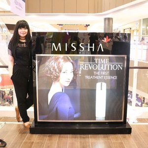 @missha.id Pop-up Store at @aeonmallbsdcity still available until 10th May 2017!!! Get the special and limited offer also discount up to 30%! . . . #misshaindonesia #misshaid #makeupdemo #aeonmall #happeningnow #freegift #clozetteid #lynebeauty #wonderfullyn