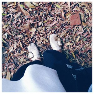 feels like autumn #fromwhereistand, have you felt it too?  #clozetteid #acolorstory #whatwelike #abmlifeisbeautiful #starclozetter #autumn