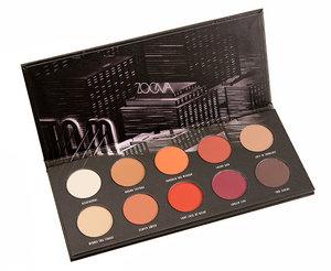 So pretty!! ZOEVA Matte Eyeshadow Palette  pic : Temptalia